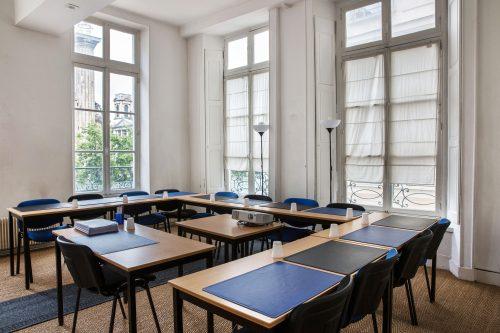Salle Calliope (1) - Euro Dom Location de salles et bureaux Paris Centre
