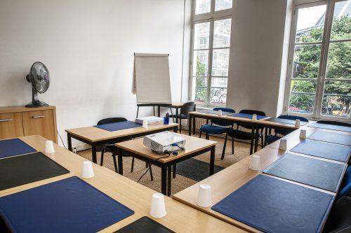 Salle Calliope (3) - Euro Dom Location de salles et bureaux Paris Centre
