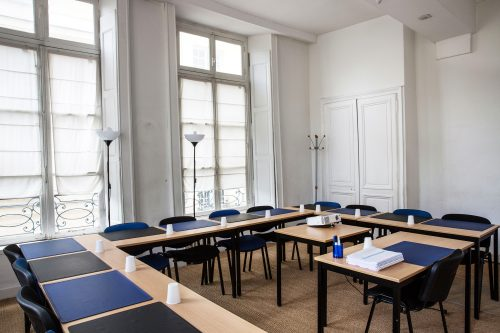 Salle Calliope (2) - Euro Dom Location de salles et bureaux Paris Centre