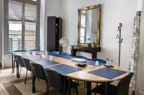 Salle Euterpe (1) - Euro Dom Location de salles et bureaux Paris Centre
