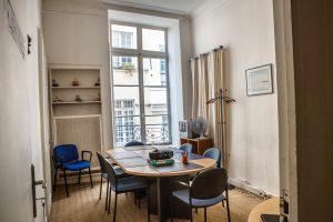 Salle Pégase - Euro Dom Location de salles et bureaux Paris Centre