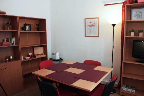 Salle Persée - Euro Dom Location de salles et bureaux Paris Centre