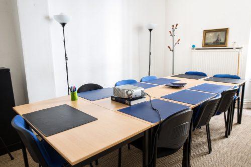 Salle Uranie (1) - Euro Dom Location de salles et bureaux Paris Centre